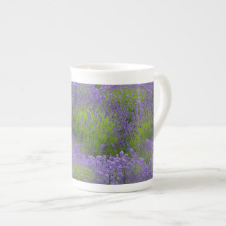 Lavender Bone China Mug