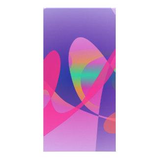 Lavender Composition Picture Card