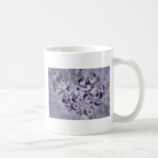 Lavender Crocus Patch Coffee Mug