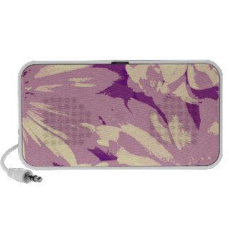 lavender daisy travelling speaker