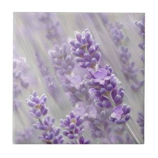 Lavender dreams. ceramic tile