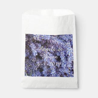 Lavender Favour Bag