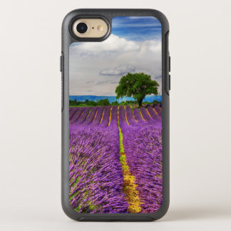 Lavender Field scenic, France OtterBox Symmetry iPhone 7 Case