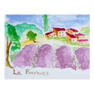 Lavender Fields Abbaye de Senanque | Provence Postcard