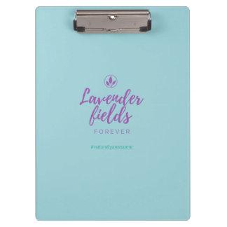Lavender Fields Clip Board Clipboards