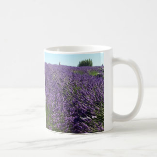 Lavender fields Sequim, WA mug