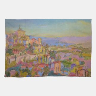 Lavender Fields Towel