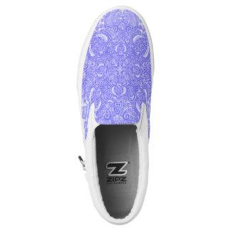 Lavender Fleury Printed Shoes