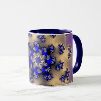 Lavender Floral Sprinkles Mug