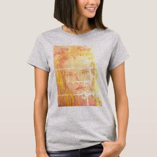 lavender flower girl T-Shirt