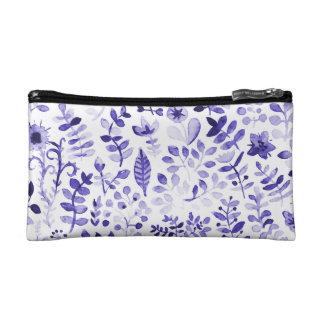 Lavender Glclee Cosmetic Case