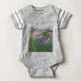 Lavender Grass Baby Bodysuit