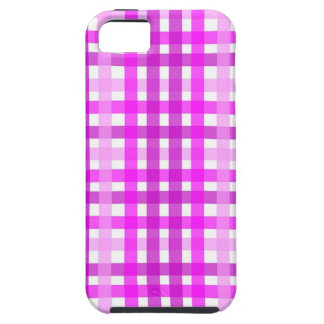 Lavender Grid Case For The iPhone 5