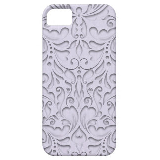 Lavender HeartyChic Barely There iPhone 5 Case