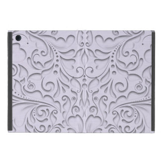 Lavender HeartyChic Cases For iPad Mini