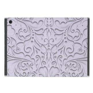 Lavender HeartyChic Cases For iPad Mini