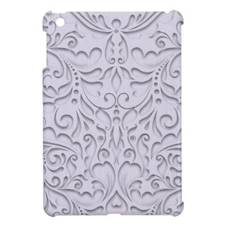 Lavender HeartyChic Cover For The iPad Mini