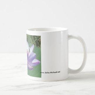 Lavender Lotus at Kenilworth Aquatic Gardens Coffee Mug