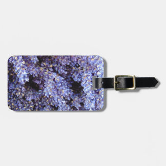 Lavender Luggage Tag