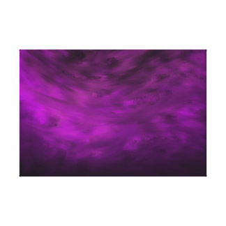 Lavender Miovement - Canvas Print