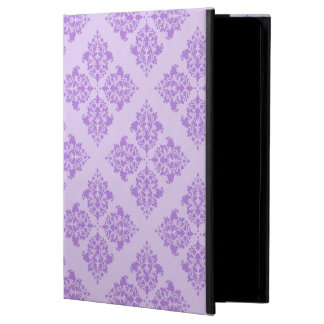 Lavender Moroccan Damask Case For iPad Air
