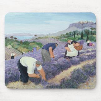 Lavender Mouse Pad
