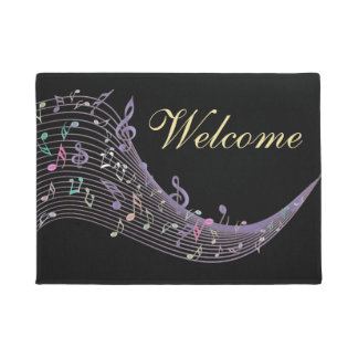Custom Doormats Amp Welcome Mats Zazzle Com Au
