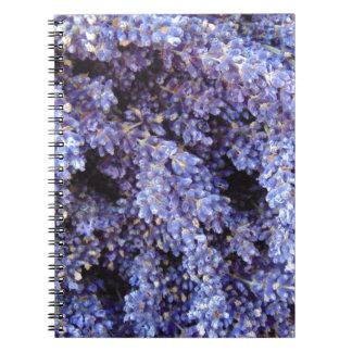 Lavender Notebooks