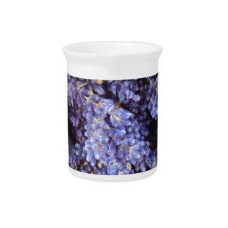 Lavender Pitcher