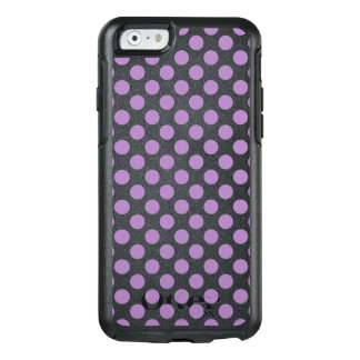 Lavender Polka Dots OtterBox iPhone 6/6s Case