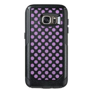 Lavender Polka Dots OtterBox Samsung Galaxy S7 Case