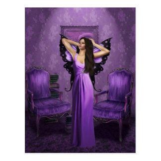 Lavender Room Postcard