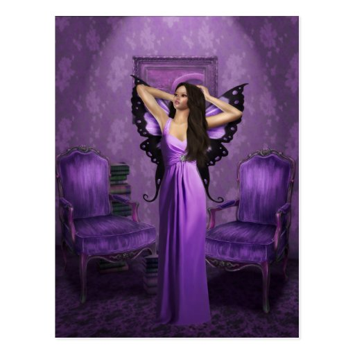 Lavender Room Post Card