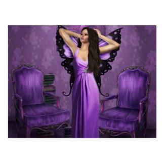Lavender Room Post Card