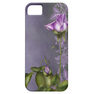 Lavender Rose iPhone 5 Case