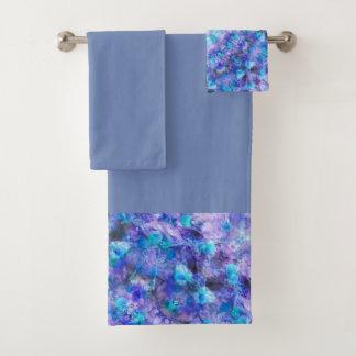 Lavender RoseHips Towel Set