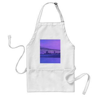 Lavender Sea Standard Apron