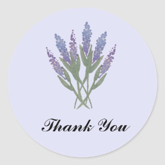 Lavender Stickers