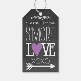 Lavender Take Home S'more Love Chalkboard