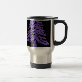 Lavender Tree Doodle V4.0 Coffee Mug
