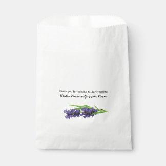Lavender Wedding Souvenirs Keepsakes Giveaways Favour Bag