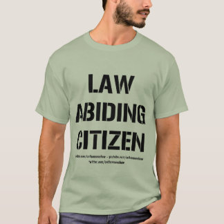 Law Abiding Citizen Basic T-Shirt