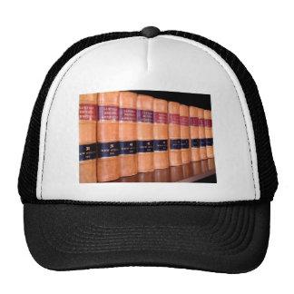 Law Books Hat