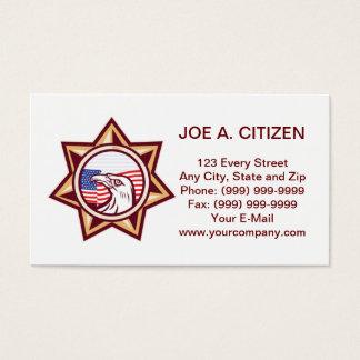 law enforcement business cards