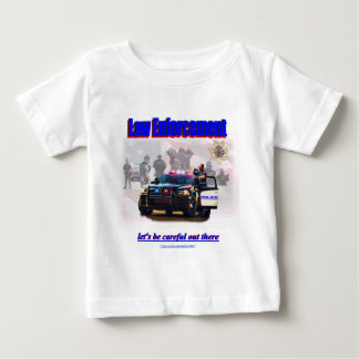 Law Enforcement Baby T-Shirt