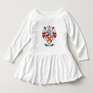 Law Family Crest Coat of Arms Dress