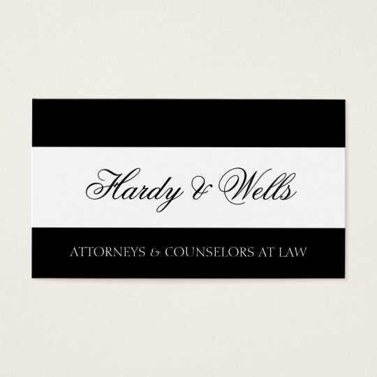 Law Firm B/W - Available Letterhead -