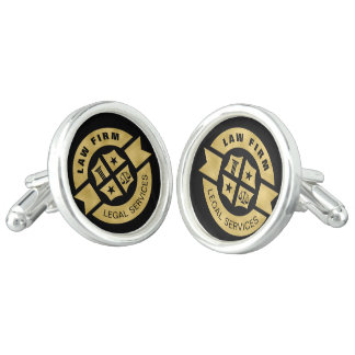 Law Firm | Legal Services Cufflinks