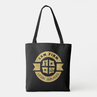 Law Firm   Legal Services Tote Bag