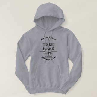 Law Firm Puns Hoodie